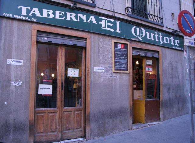 Taberna El Quijote