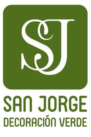 San Jorge Decoración Verde
