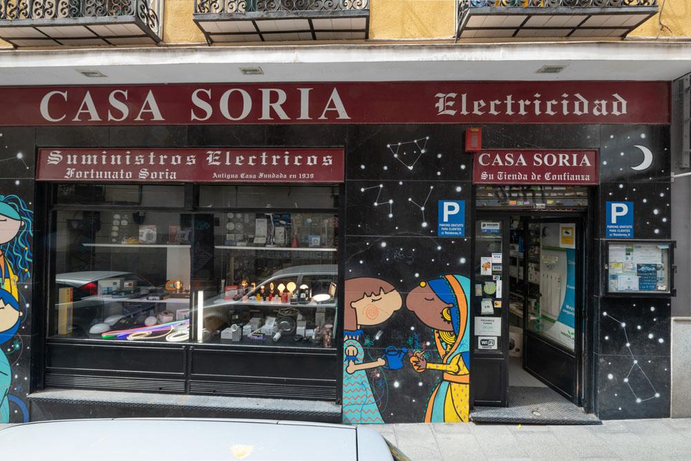 Casa Soria EnLavapiés