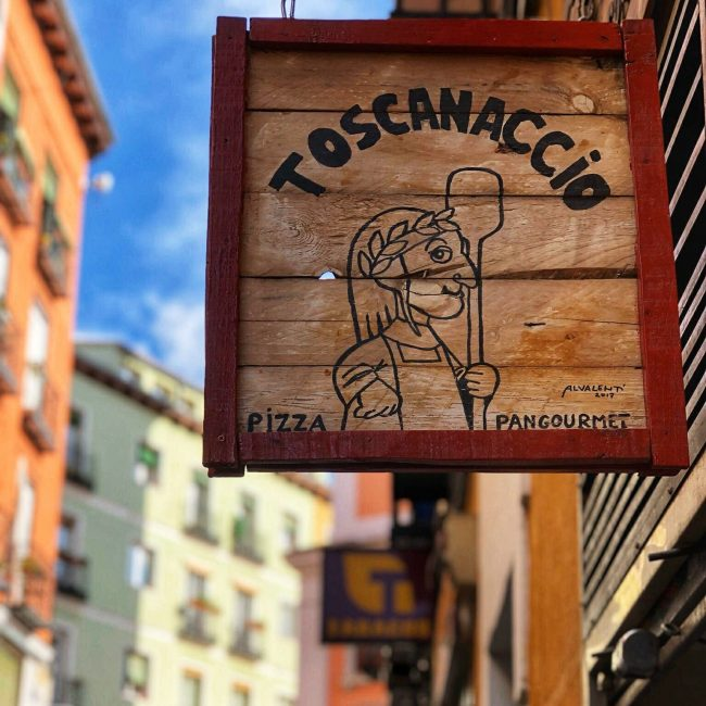 Toscanaccio EnLavapiés