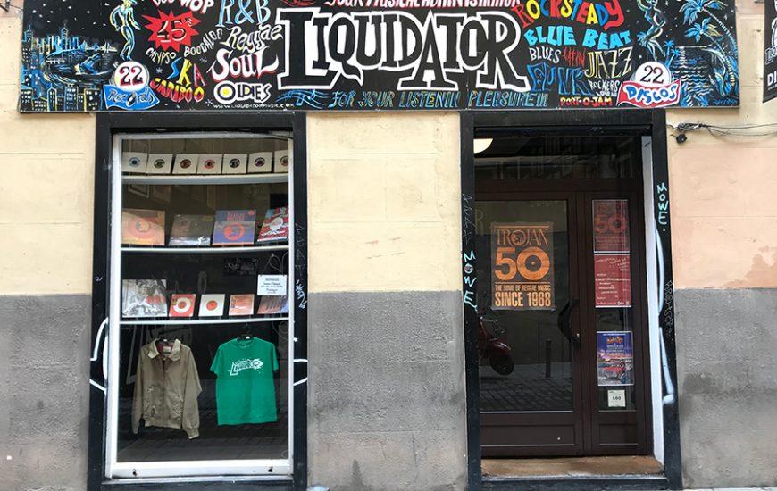 Liquidator Music EnLavapiés