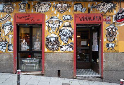 Café Viralata EnLavapiés