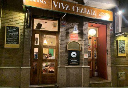 Viva Chapata EnLavapiés