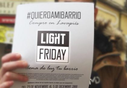 Prensa Light Friday