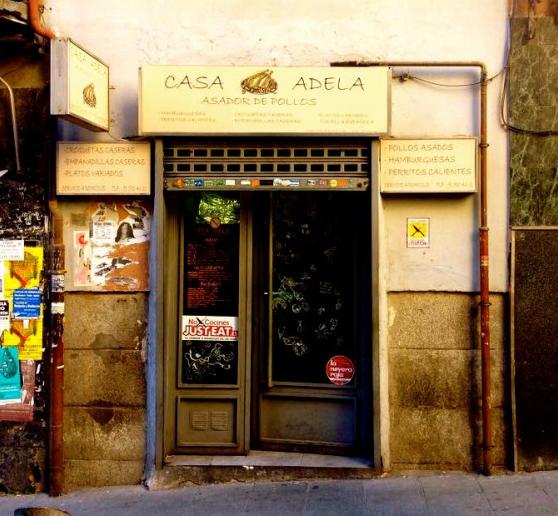 Casa Adela EnLavapiés