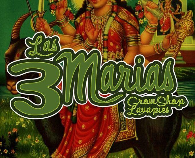 3 Marías Growshop Enlavapiés