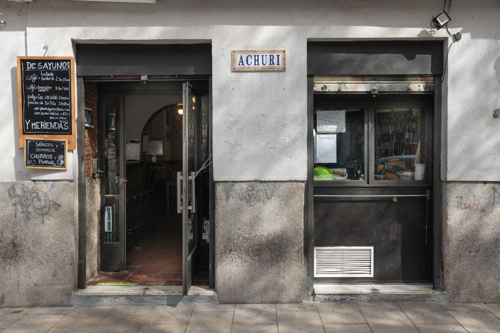 Achuri Restaurante EnLavapiés