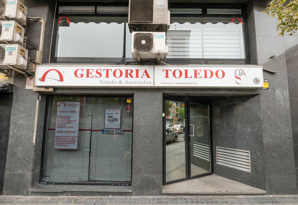 Gestoria Toledo EnLavapiés