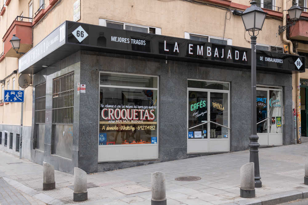 La Embajada EnLavapiés