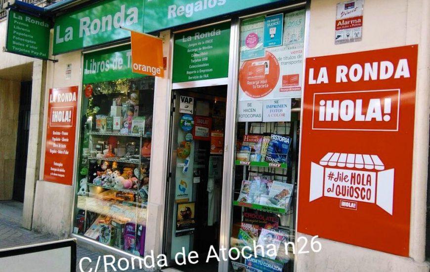 Prensa La Ronda EnLavapiés