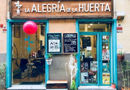 La Alegría de la Huerta EnLavapiés