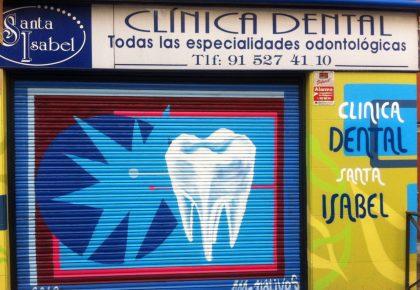 Clínica Dental Santa Isabel EnLavapiés