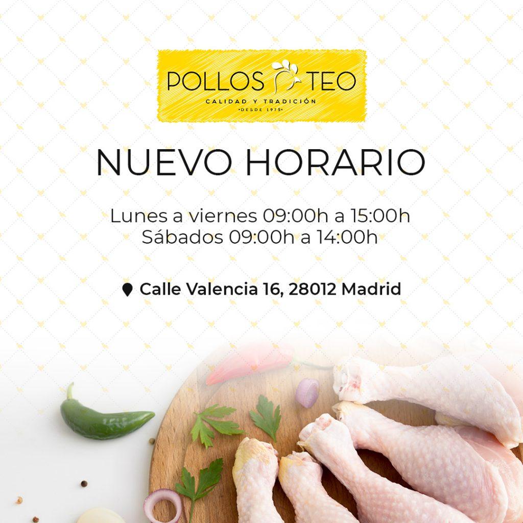 Pollos Teo EnLavapiés