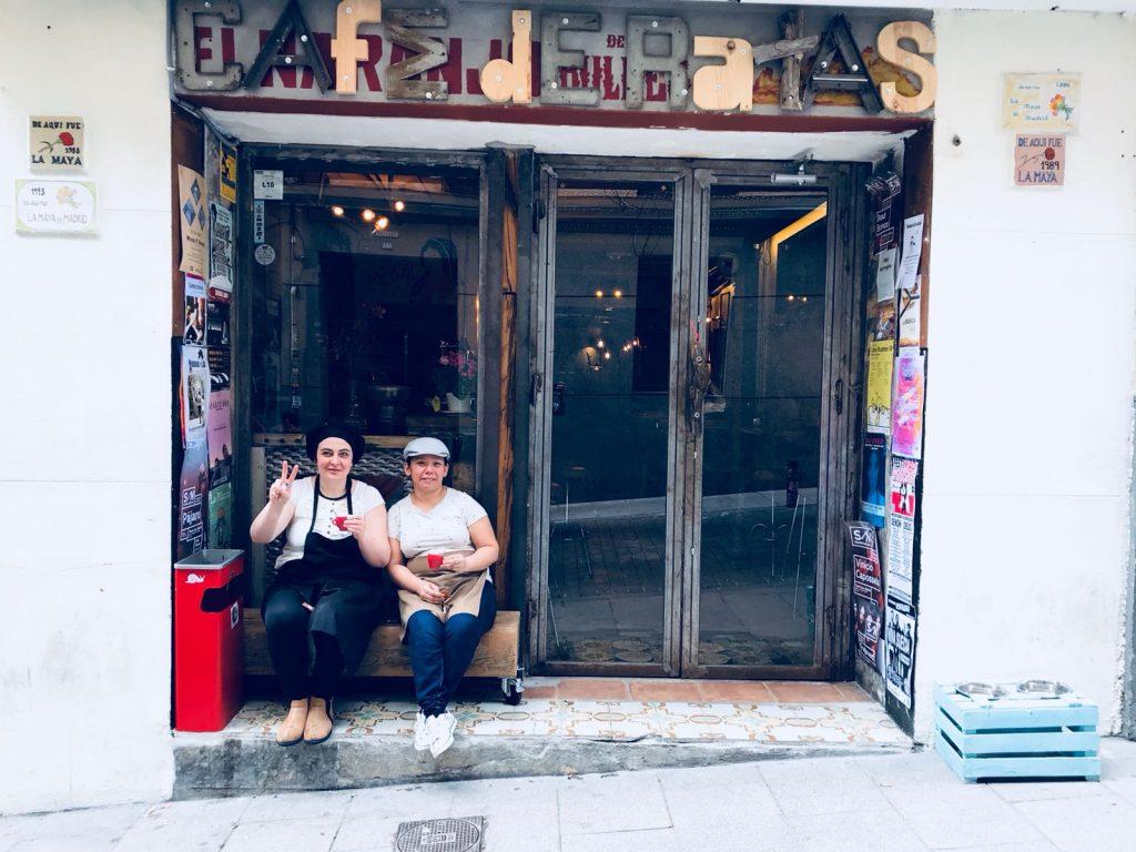 Café de Ratas EnLavapiés