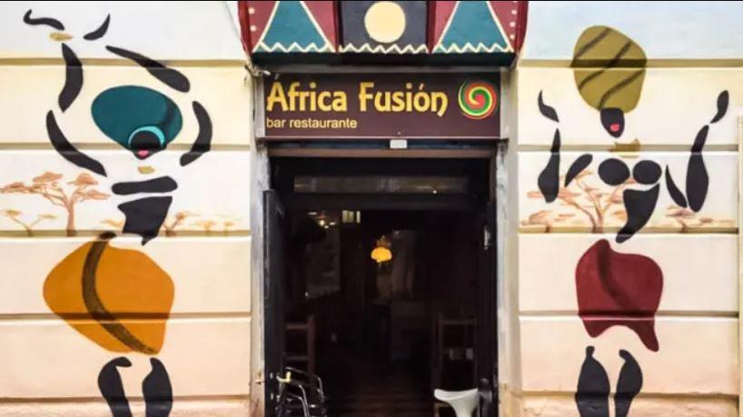 África Fusión EnLavapiés