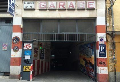 Garaje Amparo EnLavapiés