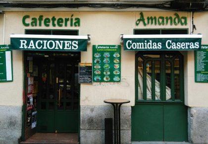 Amanda Café EnLavapiés