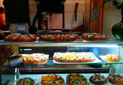 Pasterlería El Horno EnLavapiés