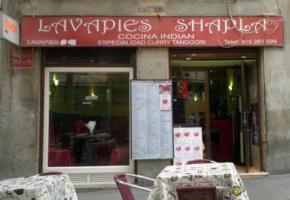 Shapla Indian Restaurant EnLavapiés