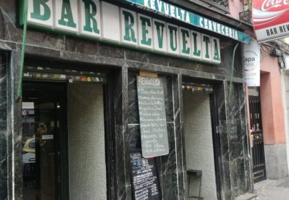 Bar Revuelta EnLavapiés