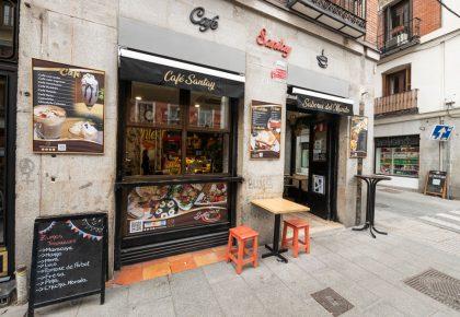 Café Santay EnLavapiés