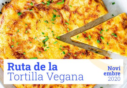 Ruta Tortilla Vegana EnLavapiés