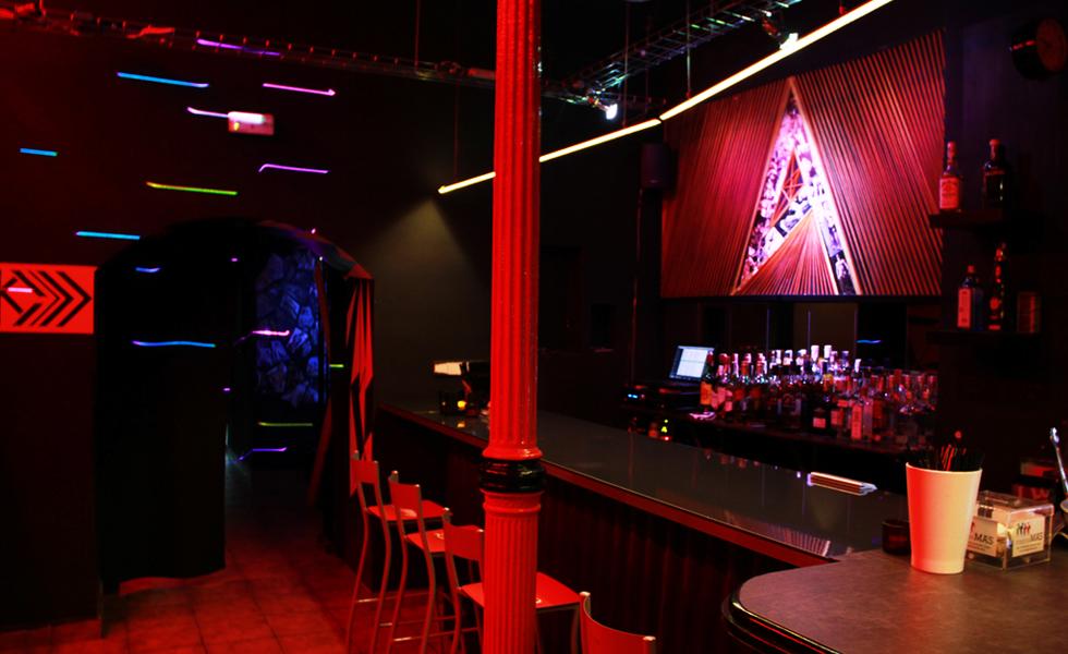 Attack Bar EnLavapiés