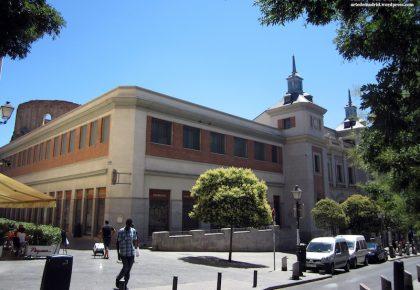 Mercado San Fernando EnLavapiés