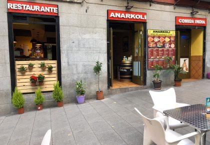 Anarkali EnLavapiés