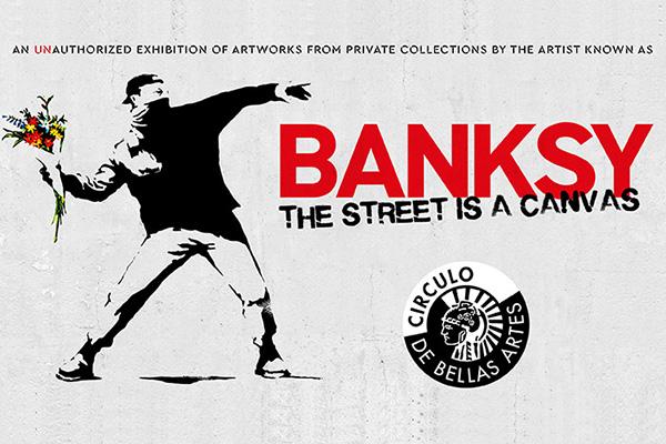 Bansky Circulo Bellas Artes