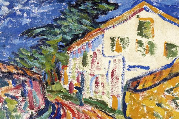 Museo Thyssen Expresionismo alemán