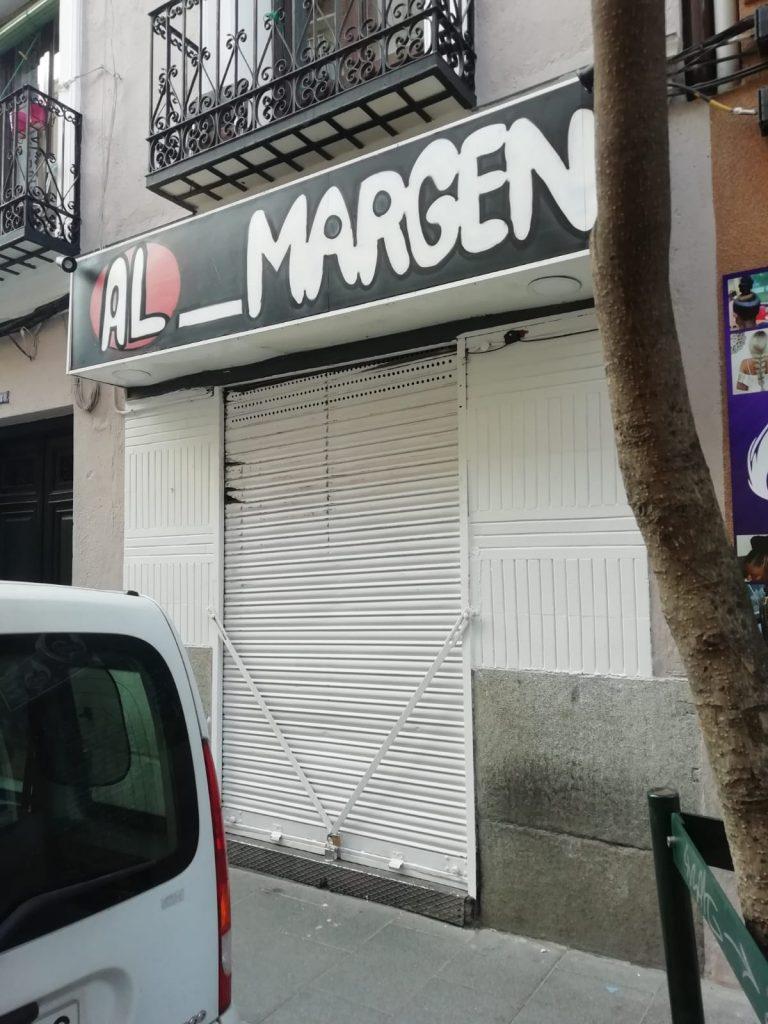 Al Margen Fachada