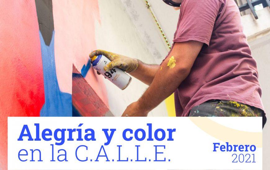 Alegría y Color EnLavapiés