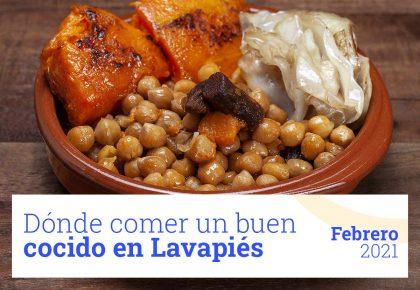 Cocido Lavapiés