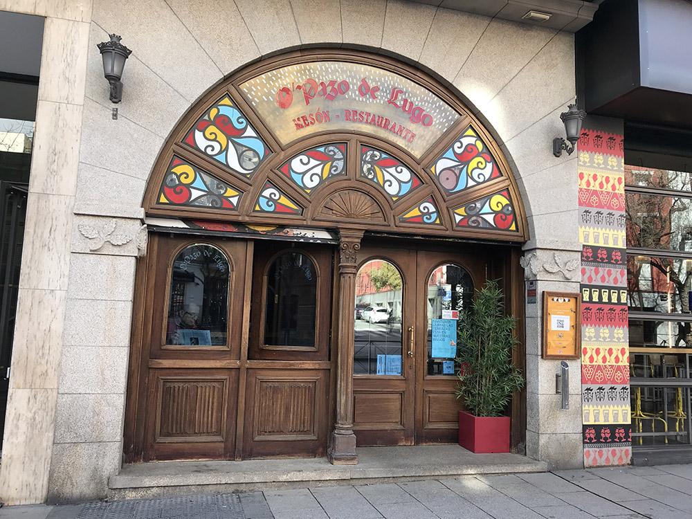 O Pazo de Lugo | Fachada