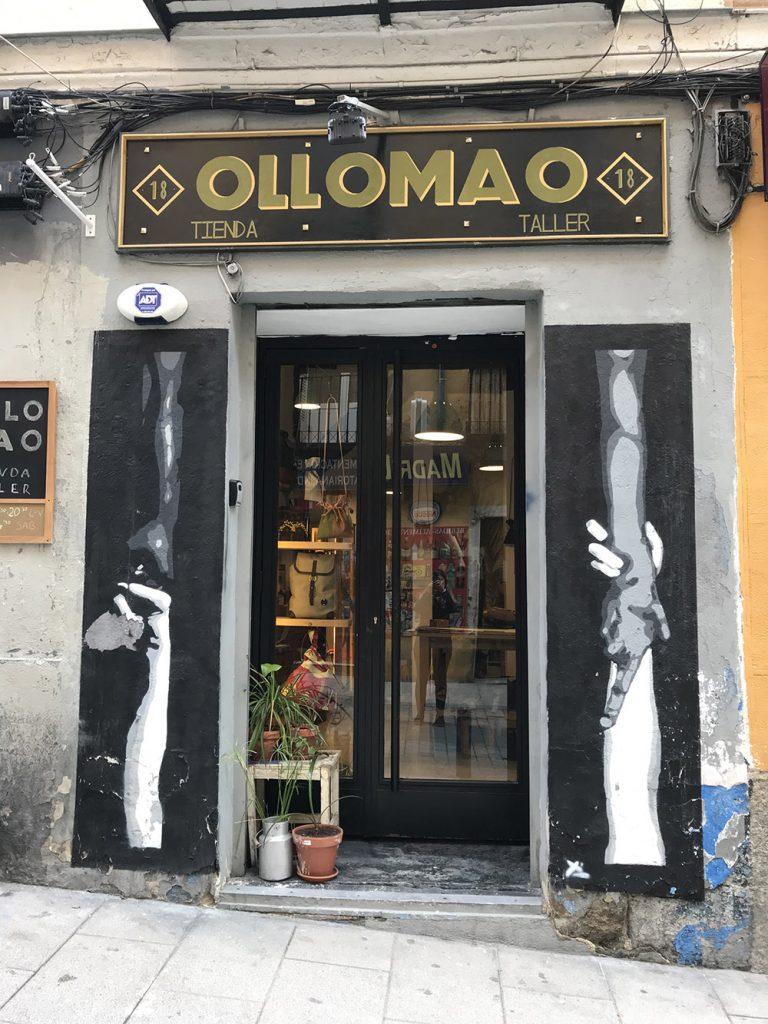 Ollomao Taller | Fachada