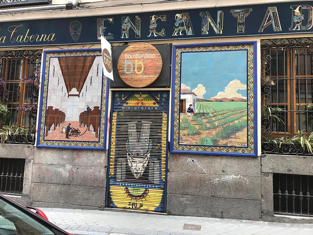 Bombardino Café | Fachada