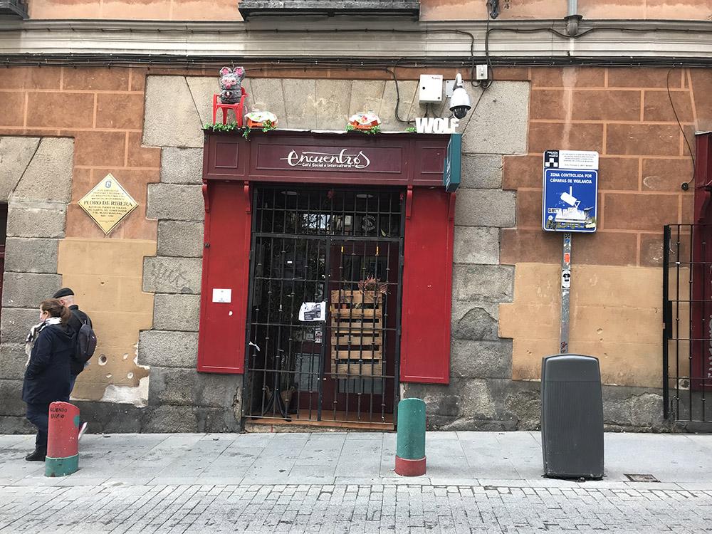 Encuentros Café Social | Fachada