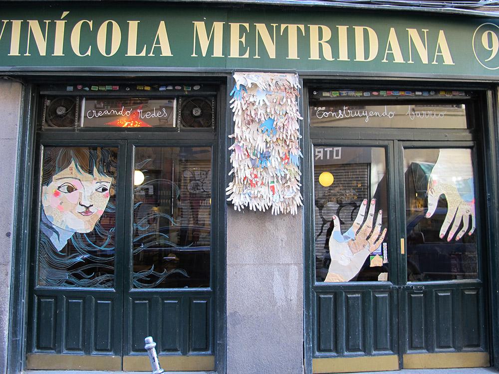 Vinícola Mentridana | Fachada