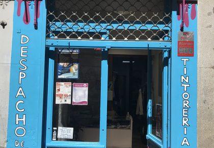 Despacho de Tintorería EnLavapiés
