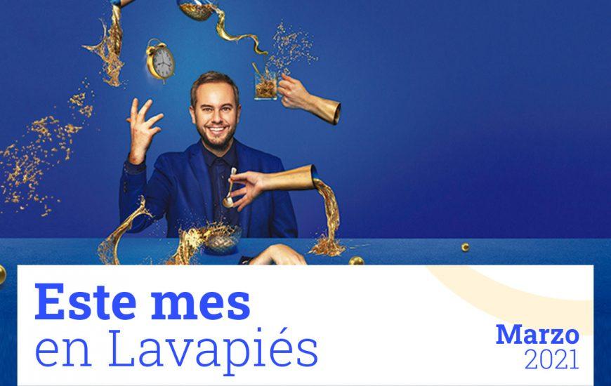 Este mes en Lavapiés