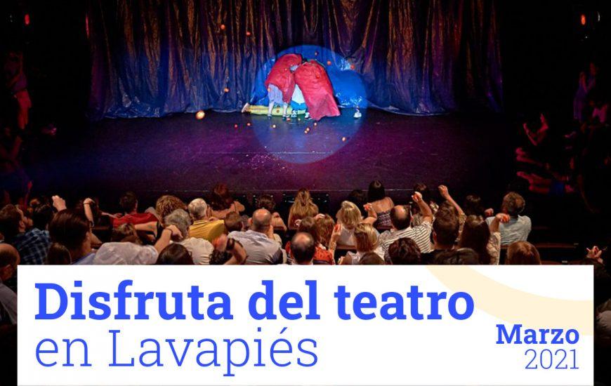 Teatros Lavapiés