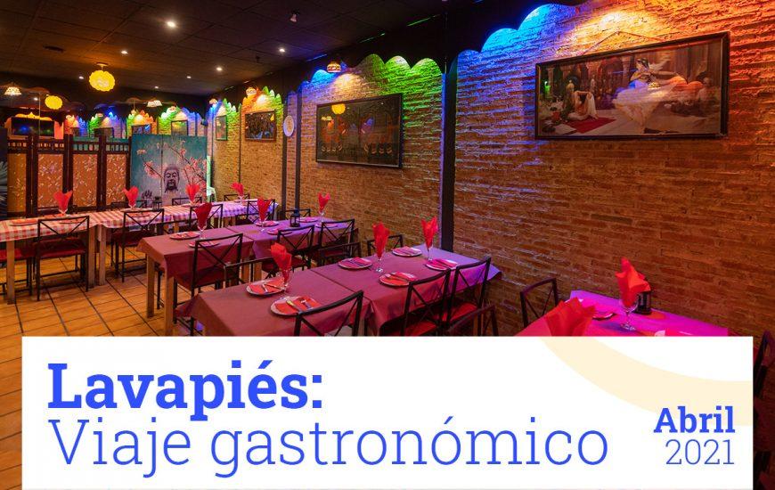 Viaje Gastronómico EnLavapiés