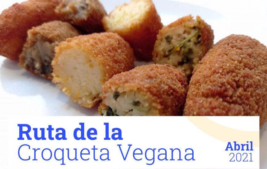 Ruta Croqueta Vegana