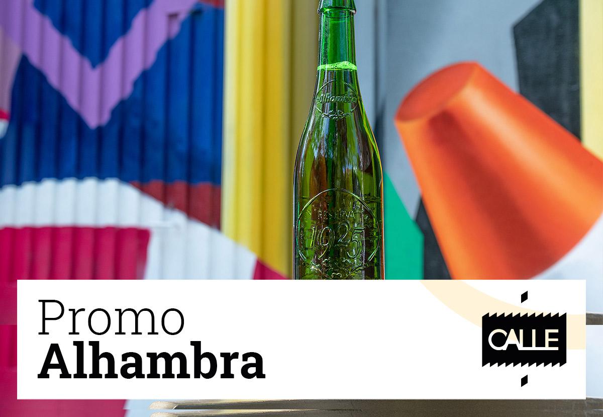 Alhambra CALLE 21