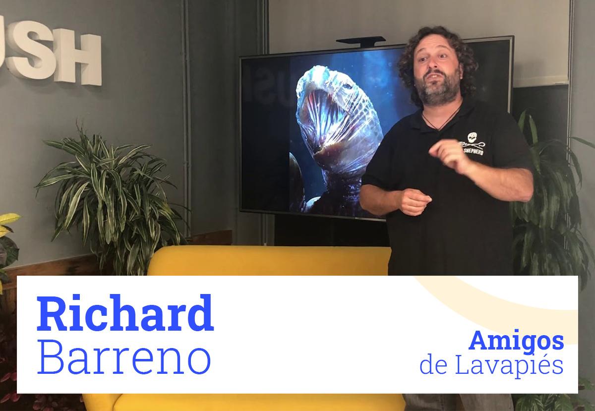 Richard Barreno EnLavapiés