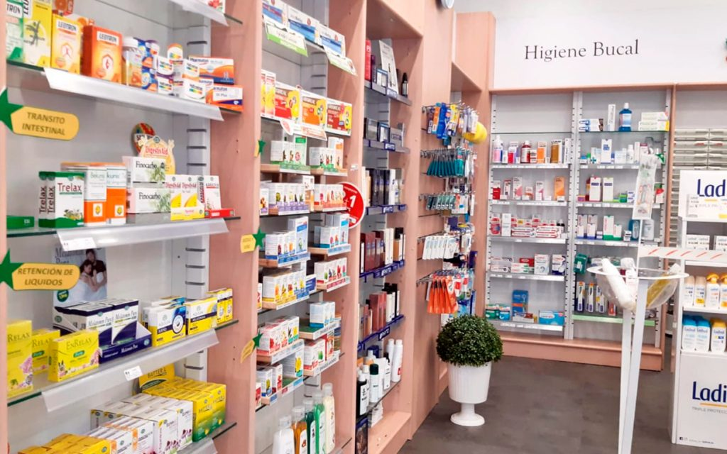Farmacia Ave María 31 EnLavapiés