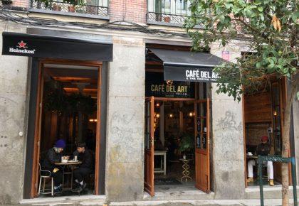 Café del Art EnLavapiés