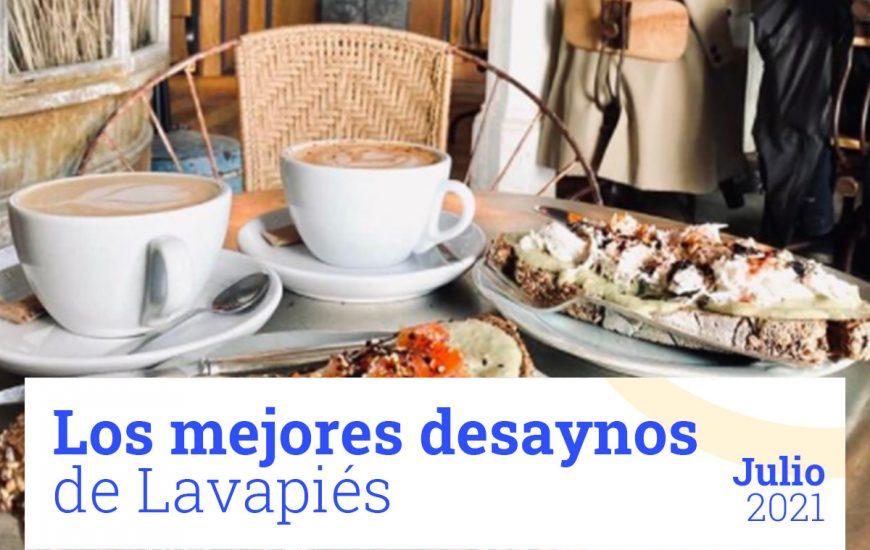 Desayunos EnLavapiés