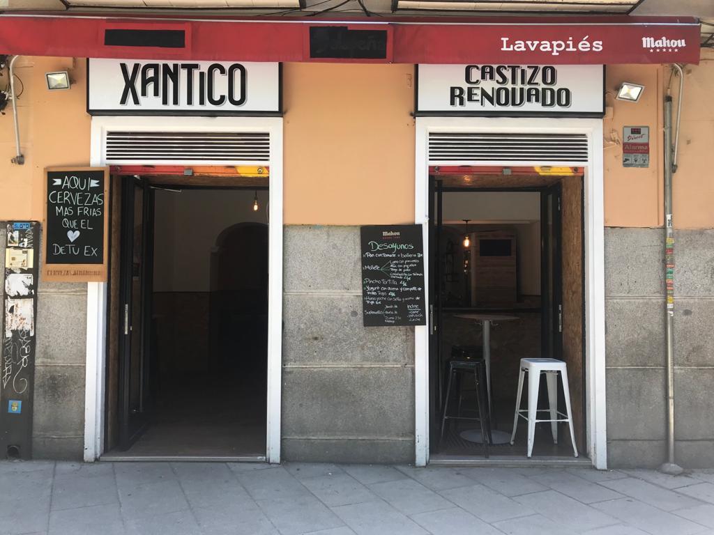 Xantico EnLavapiés